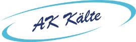 AK KÄLTE Logo